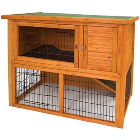 Premium Plus Penthouse Rabbit Hutch
