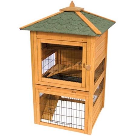 Premium Bunny Cottage