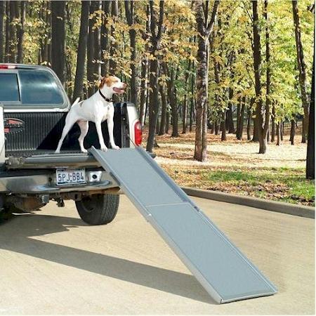 Extra Large Deluxe Telescoping Dog Ramp