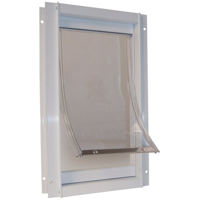 Deluxe Pet Door - Medium