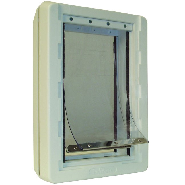 Ruff-Weather Pet Door - Super Large