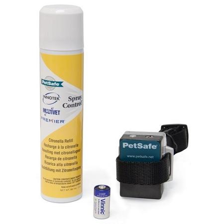 Citronella Spray Bark Collar