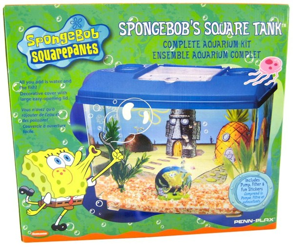 SpongeBob Aquarium Kit