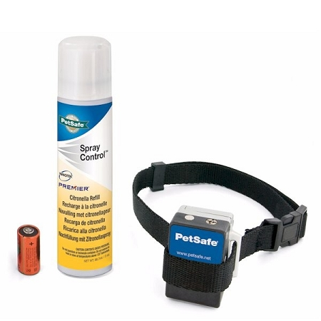 Gentle Spray Citronella Anti Bark Collar
