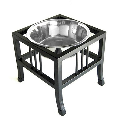 Baron Heavy Duty Raised Dog Bowl - Small