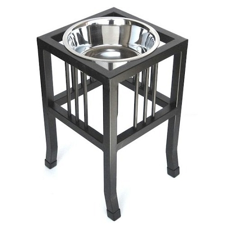 Tall Baron Heavy Duty Raised Dog Bowl