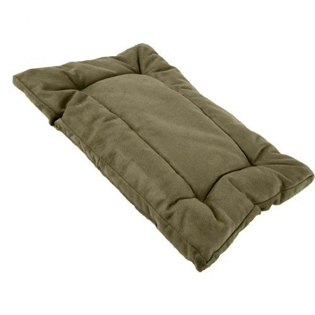 Outlast Dog Crate Bed - 27 x 47/Olive