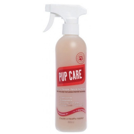 pup care enzyme cleaning solution umbrella pet supply inc. Black Bedroom Furniture Sets. Home Design Ideas
