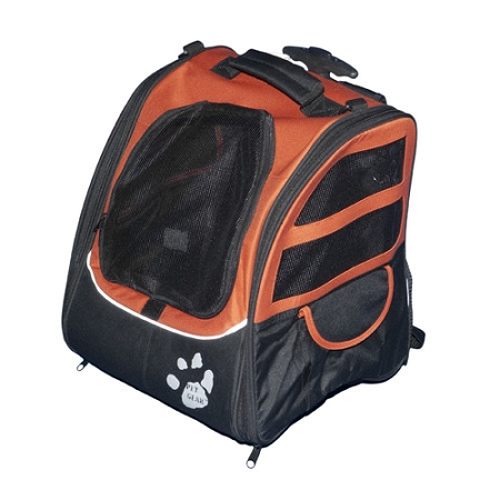 I-GO2 Traveler Pet Carrier - Copper