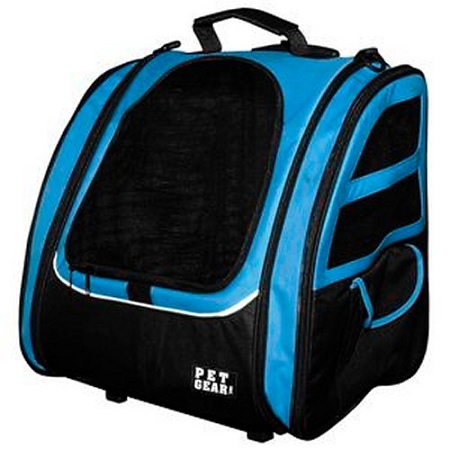 I-GO2 Traveler Pet Carrier - Ocean Blue