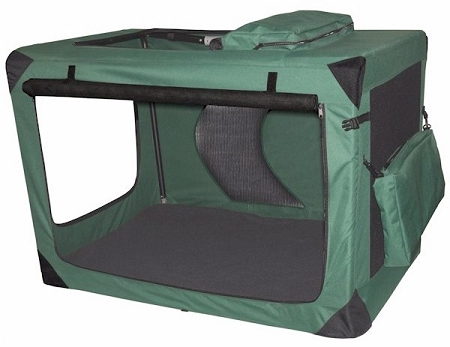 Generation II Deluxe Portable Soft Crate - Extra Large