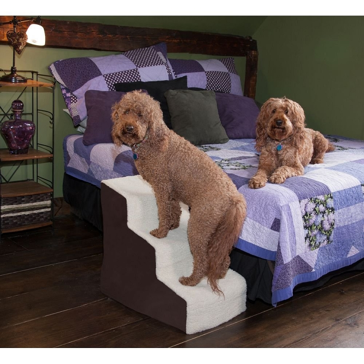 Easy Step III Deluxe Soft Pet Stairs