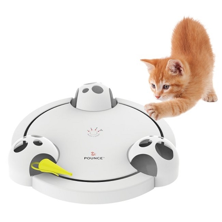Pounce Interactive Cat Toy