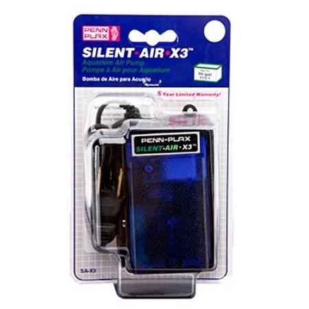 silent air pump for 30 gallon aquariums