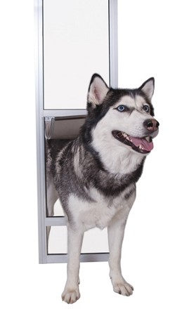 Petsafe Freedom Patio Panel Pet Door Large Tall 96 Inch