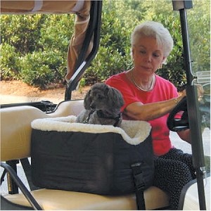 Golf Cart Lookout Pet Seat - Small