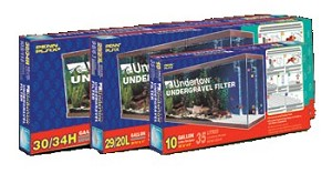 Undertow Undergravel Filter for 29 & 20L Gallon Aquariums