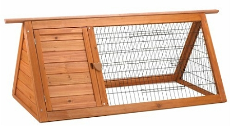 Premium Plus Backyard Small Animal Hutch