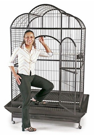 Silverado Macaw Dome Top Cage