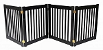 Four Panel EZ Pet Gate - Small