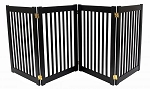 Four Panel EZ Pet Gate - Large