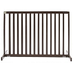 Free Standing Pet Gate - Large Tall