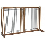Kensington Wood & Wire Gate - Large