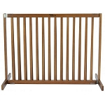 Free Standing Pet Gate - Small Tall