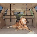 Solvit Tubular Pet Barrier for Cars & Trucks