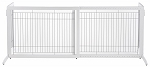 Large Cool Breeze Freestanding Pet Gate - Tall