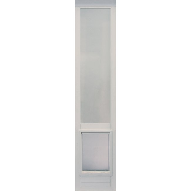 Ideal pet vpp vinyl pet patio door extra large 76 3 4 to for Ideal pet doors