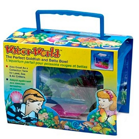 Water World Goldfish Bowl