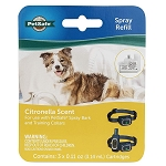 PetSafe Spray Refill Cartidges Citronella 3pk