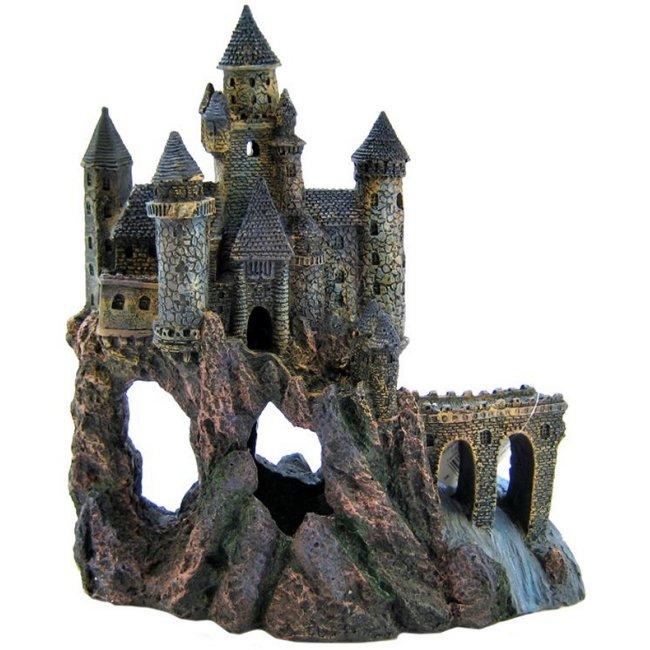 Dark Castle Aquarium Decoration