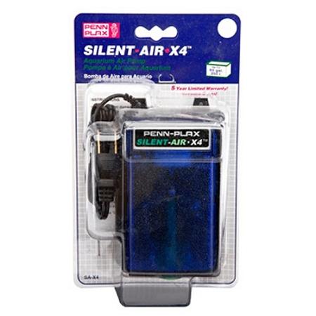 Silent-Air Pump for 55 Gallon Aquariums