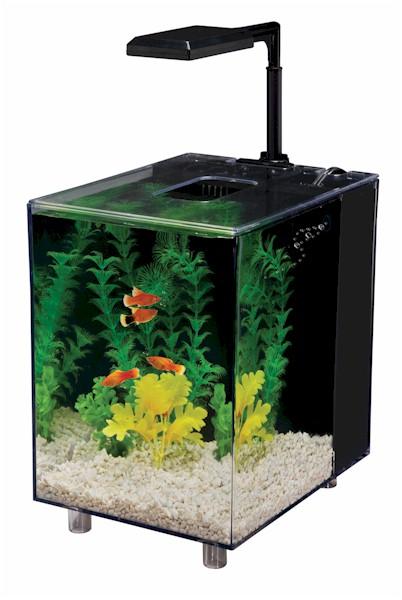 Prism Nano Aquarium Kit - Black