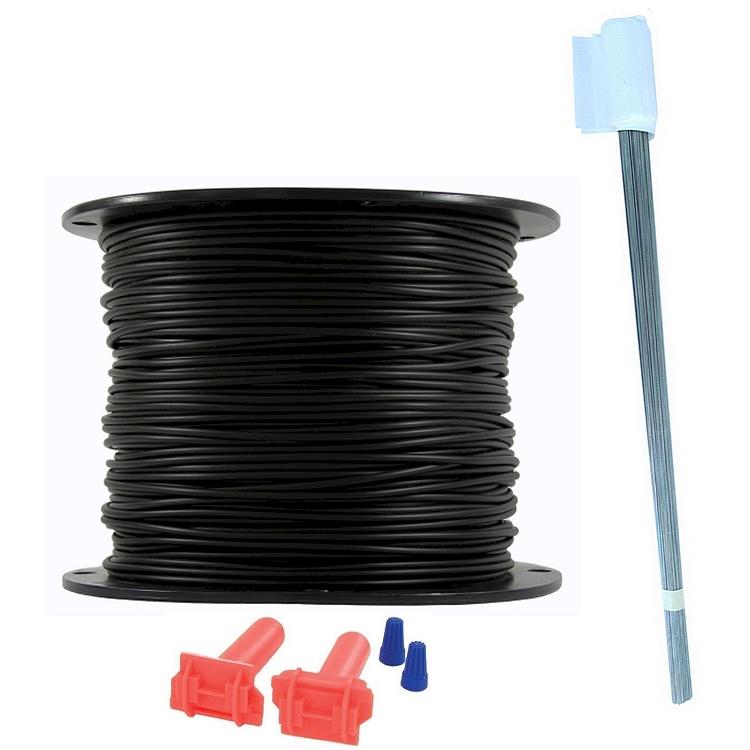 Essential Pet Heavy Duty Boundary Kit - 14 Gauge Wire/1000 Ft