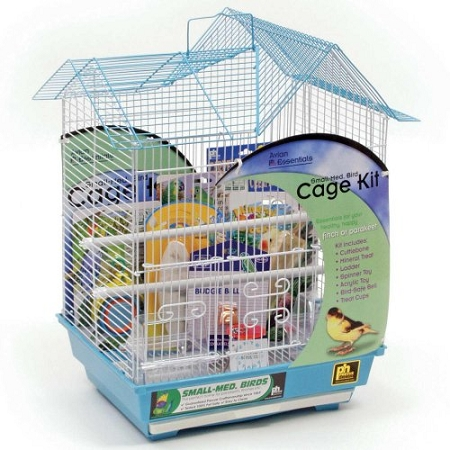 Double Roof Bird Cage Kit