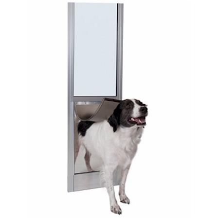 Petsafe Freedom Patio Panel Pet Door Medium 96 Inch