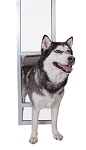 PetSafe Freedom Patio Panel Pet Door - Large 96 Inch
