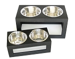 Porchside Outdoor Double Pet Diner - Small