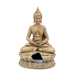 Sitting Buddha Aquarium Ornament