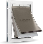 Extreme Weather Aluminum Frame Dog & Cat Door - Medium