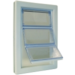 Ideal Pet Air-Seal Pet Door - Extra Large