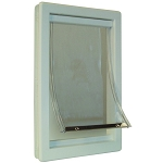 Ideal Pet Plastic Pet Door - Medium