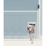 Ideal Pet Screen Guard Pet Door - Medium