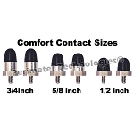 Perimeter Large Comfort Contacts - 3/4 in.
