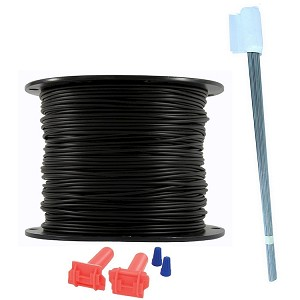 Essential Pet Heavy Duty Boundary Kit - 14 Gauge Wire/500 Ft