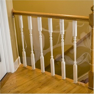 Banister Shield Protector - 15 Ft